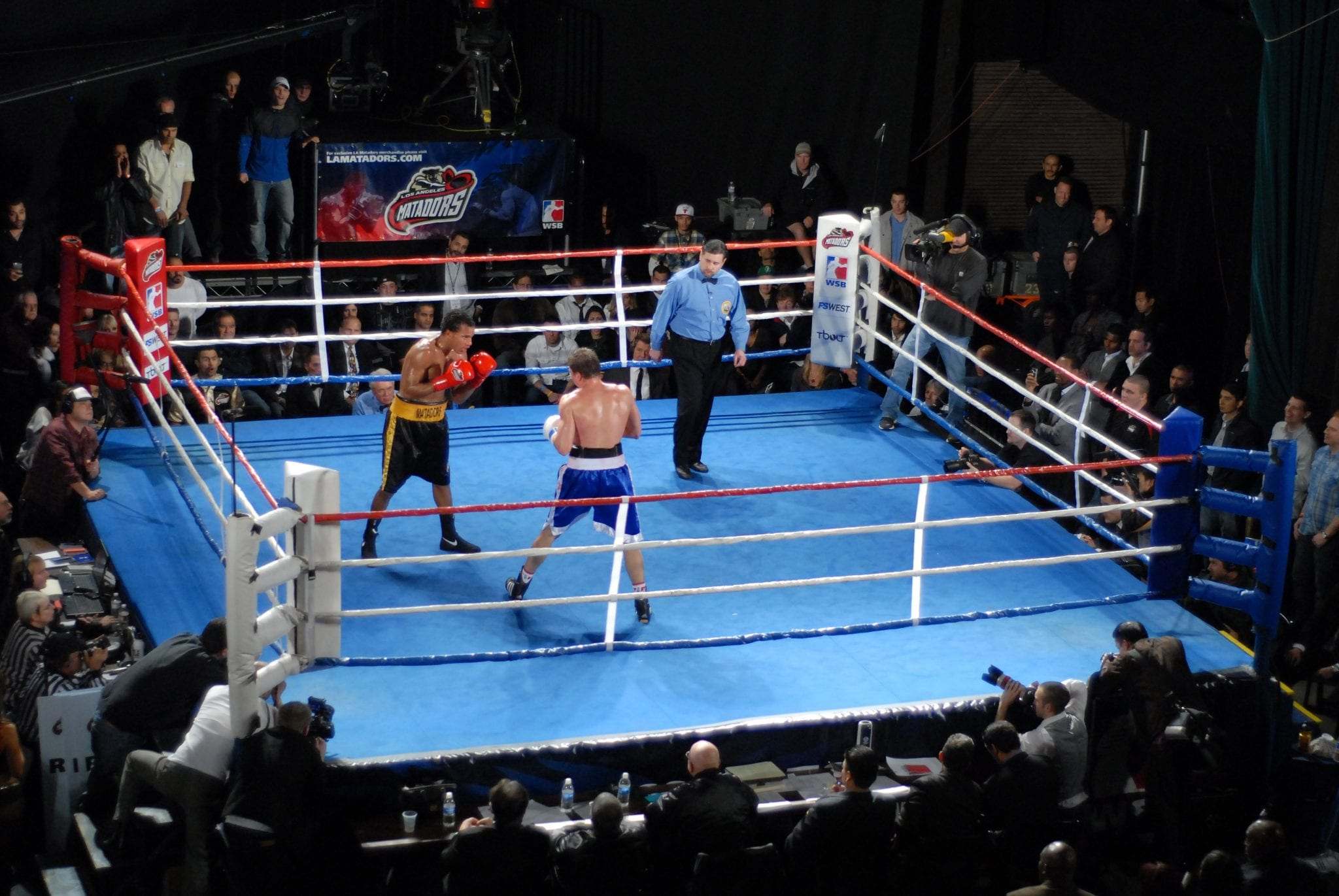 Boxing Being Removed From Olympics