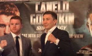 GGG turned down