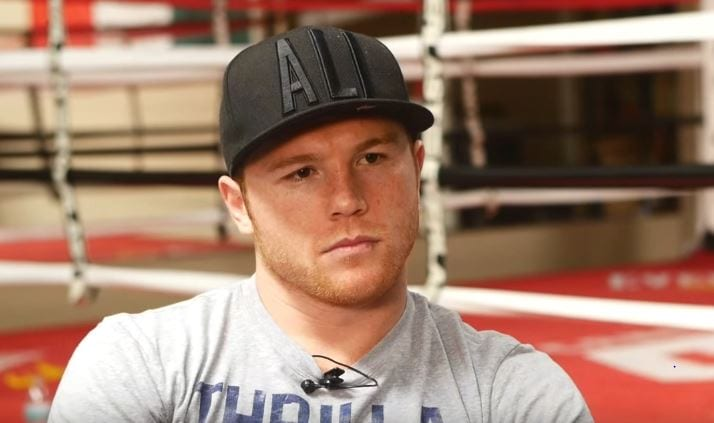 Saul Canelo Alvarez Reacts To Tyson Fury 7th Round Win Over Deontay Wilder