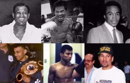 Manny Pacquiao Fights