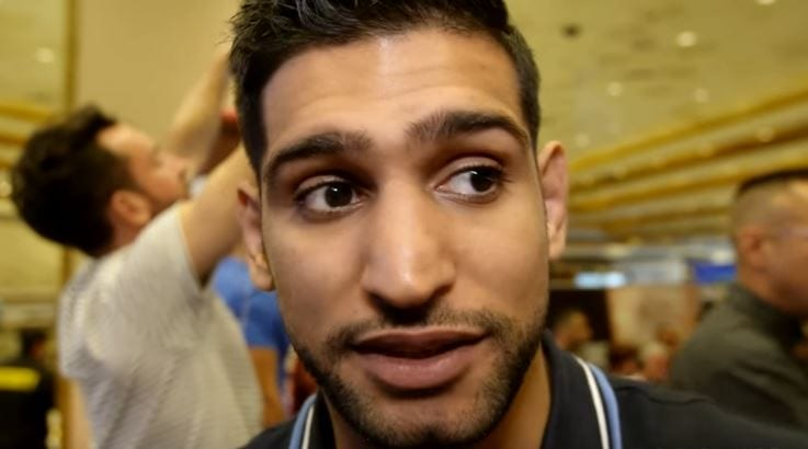 Amir Khan On