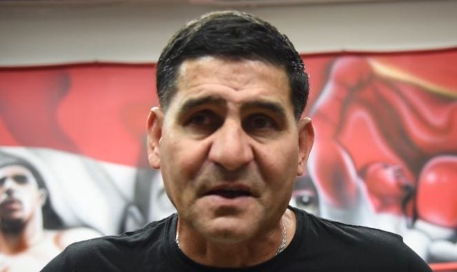 Angel Garcia Warns Shawn Porter About His Son's Power