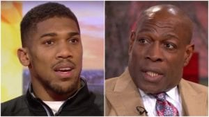 Anthony Joshua Frank Bruno