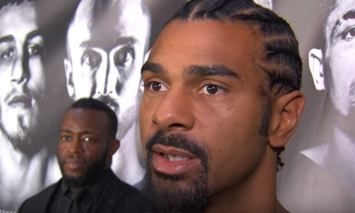 David Haye Makes Good Point About How Boxing Can Problem Plaguing The UK