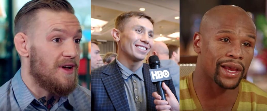 Golovkin vs Canelo Affects Mayweather vs McGregor