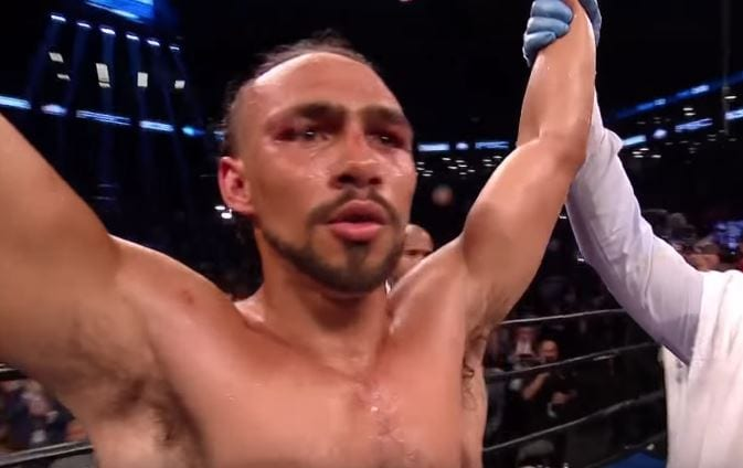 Keith Thurman Gives His View On Danny Garcia vs Shawn Porter