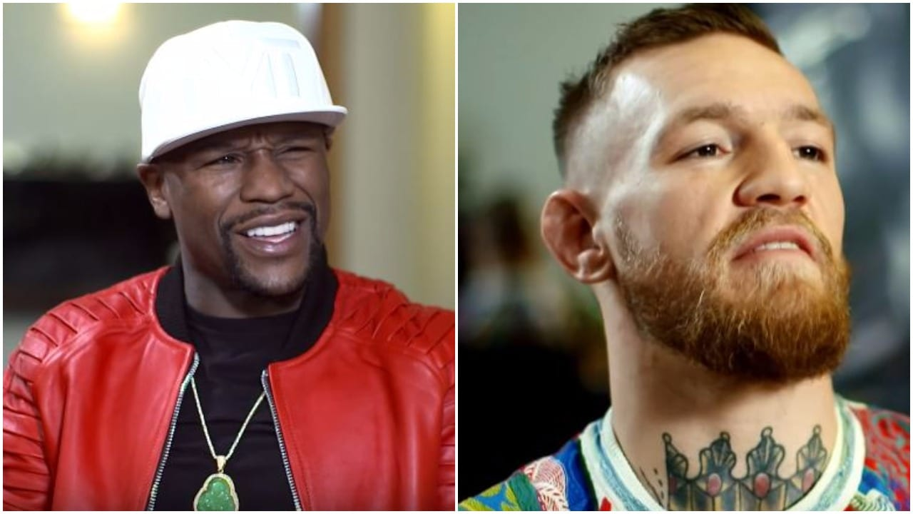 Floyd Mayweather Reacts To Conor McGregor Beating Donald Cerrone