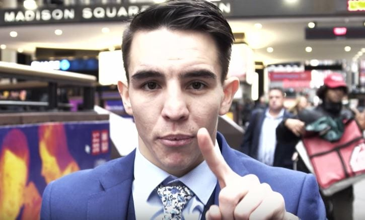 Michael Conlan Gives His