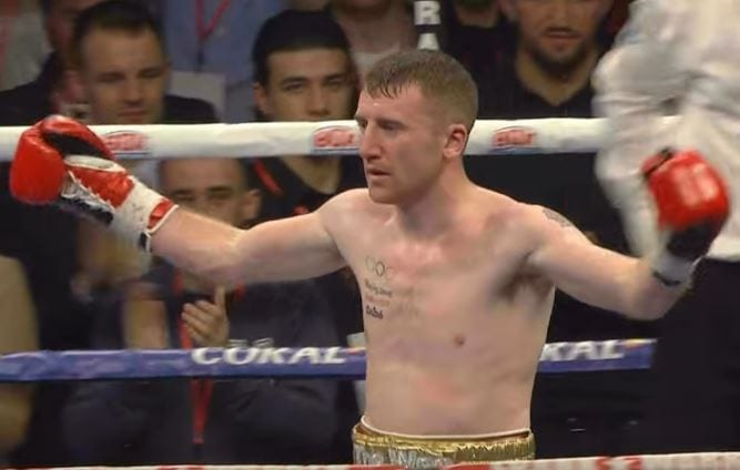 Paddy Barnes Had A Brutally Honest Reaction To Losing His First World Title Bid