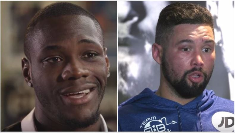 Tony Bellew Reveals Reasons For Turning Down Deontay Wilder