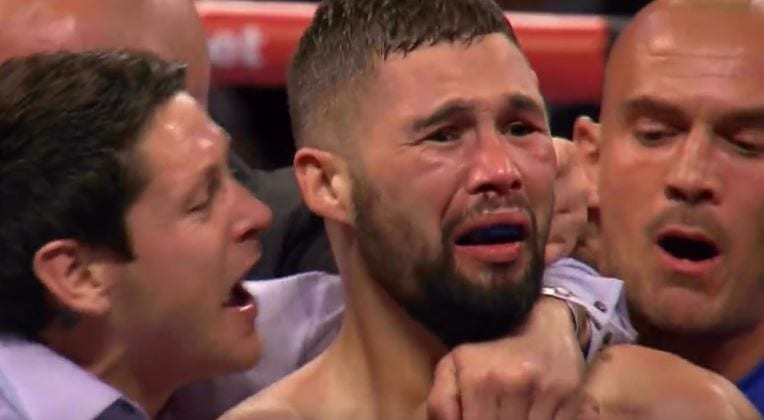 Tony Bellew Expresses His Rage At Drugs Cheats In Boxing