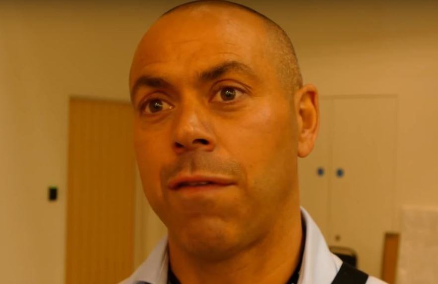 Adam Booth Reacts