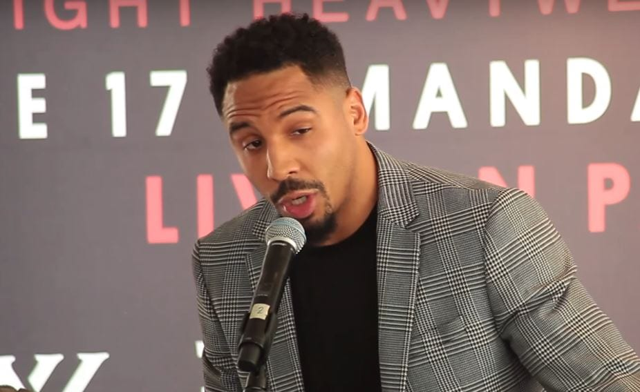 Andre Ward Reacts To Terence Crawford TKO of Benavidez