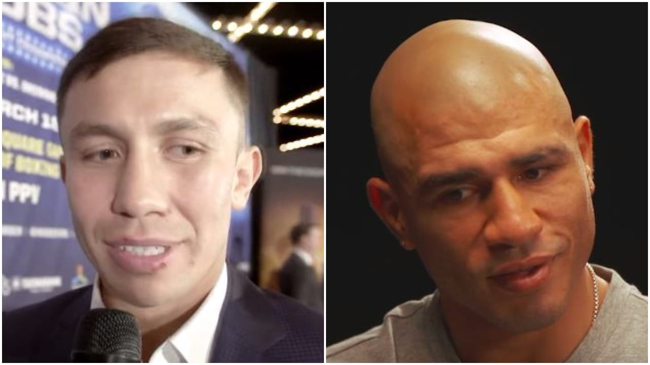 Golovkin vs Cotto