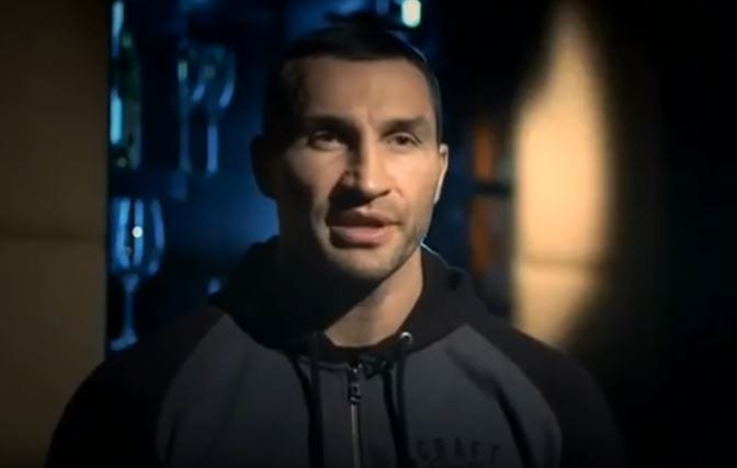 Joshua vs Klitschko Behind The Ropes