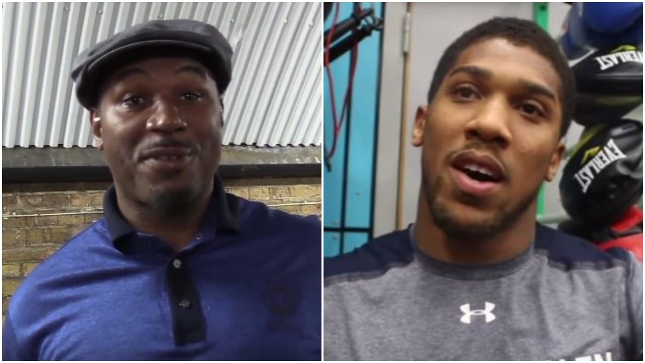 Lennox Lewis On Anthony Joshua