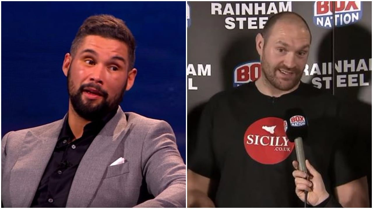 Tyson Fury Reveals Secret Meeting With Tony Bellew