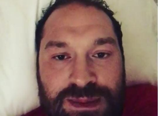 Tyson Fury Has Fight