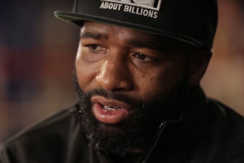 Adrien Broner Roasts Eddie Hearn, Defends Al Haymon