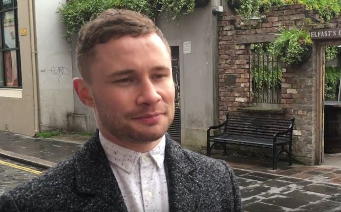 Carl Frampton announces