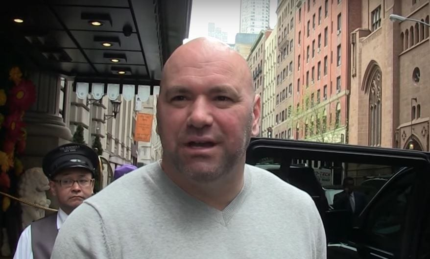 Dana White Update