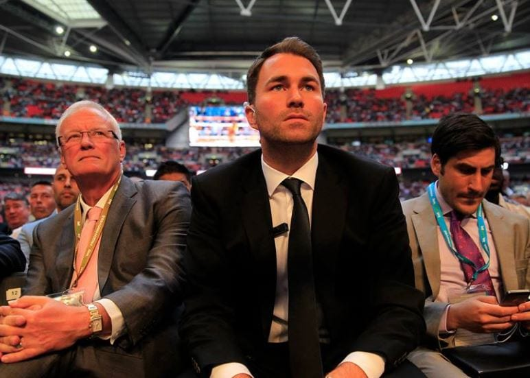 Eddie Hearn On