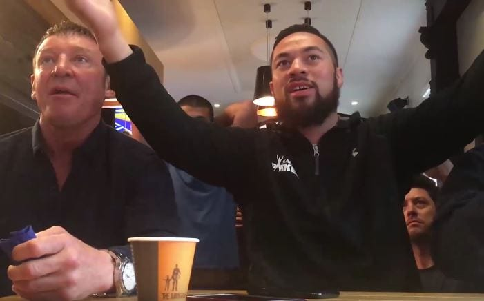 Joseph Parker Makes His Call On Haye vs Bellew Rematch