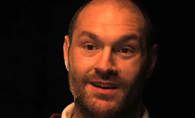 Tyson Fury Explains
