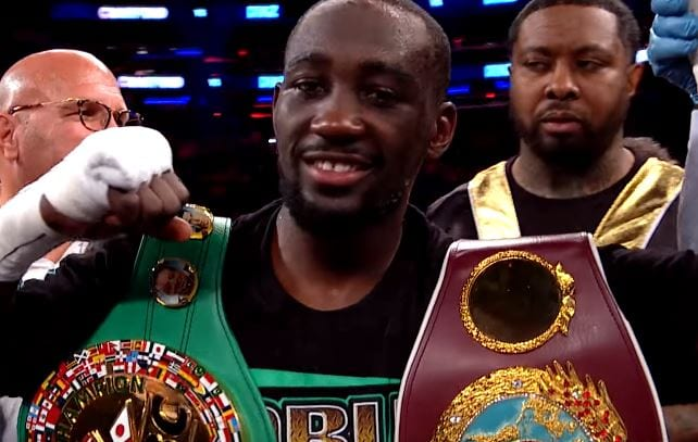 Terence Crawford Next