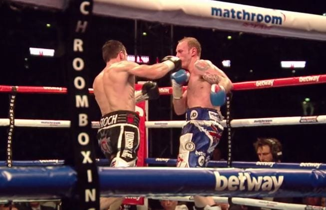 carl froch knockout