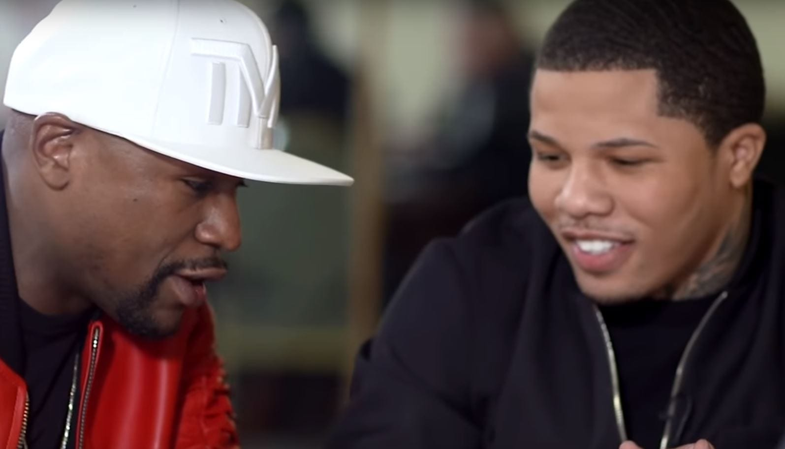 Gervonta Davis In Strange Dispute With UFC Champion