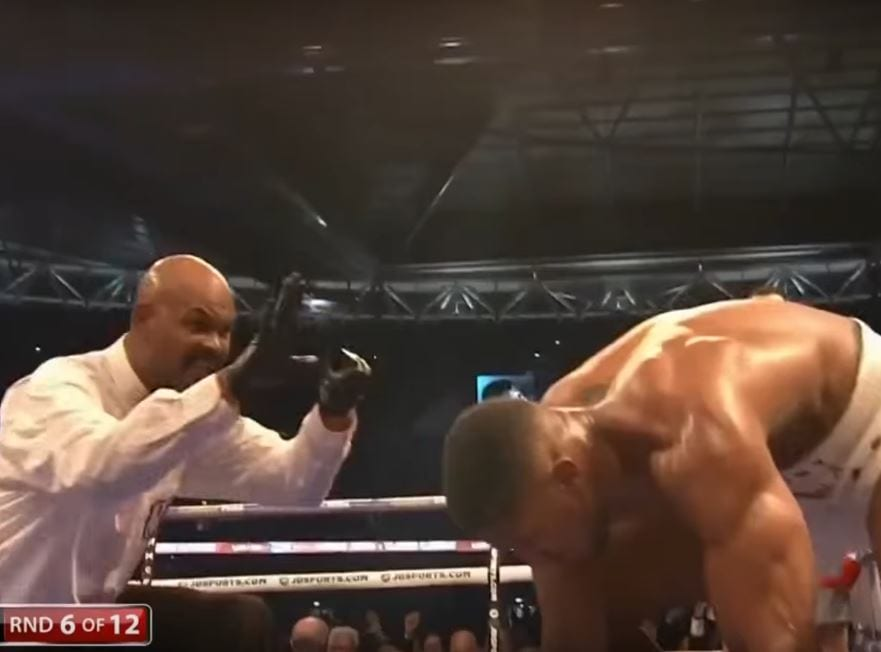 Joshua vs Klitschko Soundtrack