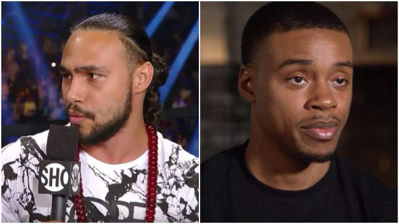 Keith Thurman vs Errol Spence