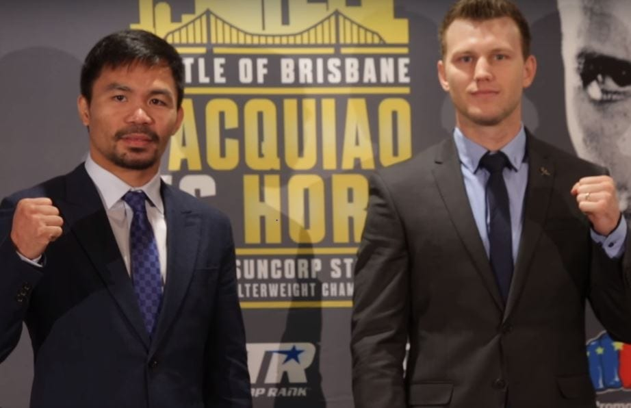 Manny Pacquiao vs Jeff Horn Predictions