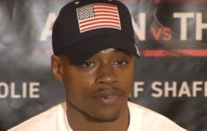 Errol Spence Explains What Lamont Peterson Fight Means To Him