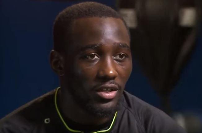 Terence Crawford Lands