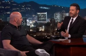 Dana White's Bizarre Theory On How McGregor Can Beat Mayweather