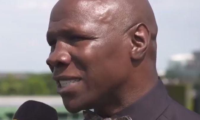 Chris Eubank In