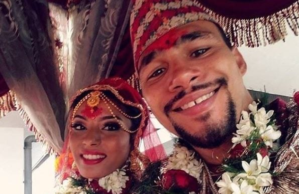 Keith Thurman Gets Married