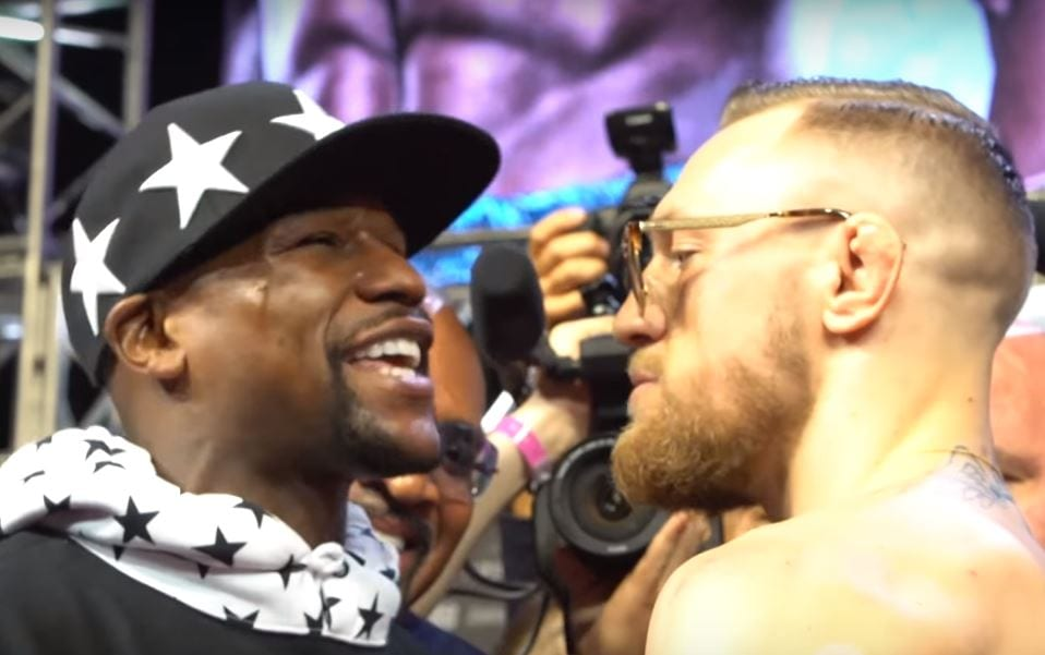 mayweather vs mcgregor all access