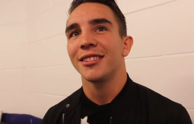 michael conlan fight time in australia