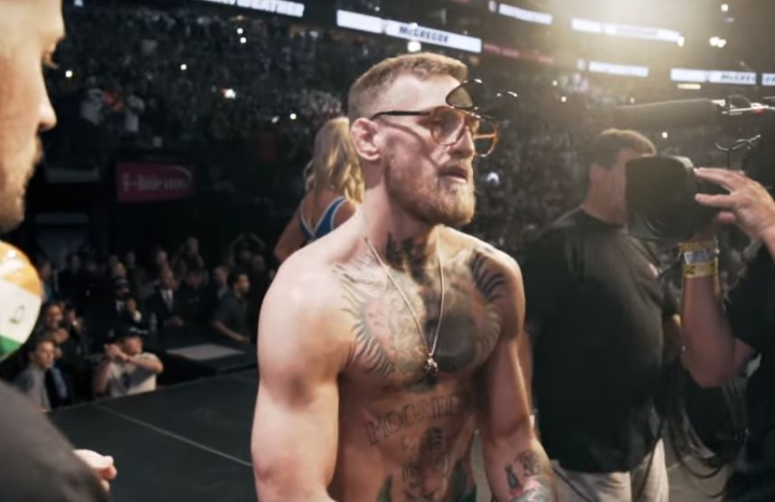 Floyd Mayweather vs Conor McGregor time
