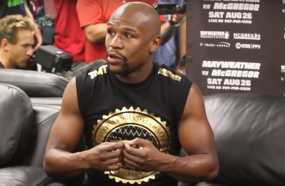Mayweather On Malignaggi