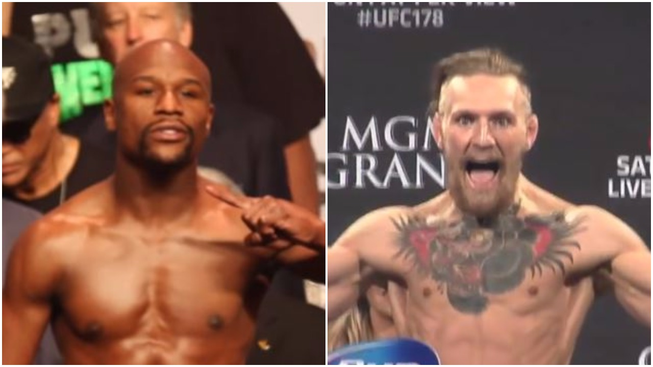 Floyd Mayweather Reveals He 'Carried Conor McGregor,' Rips Oscar De La Hoya