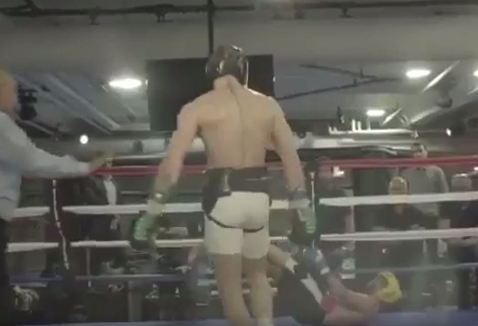McGregor Sparring Leaked