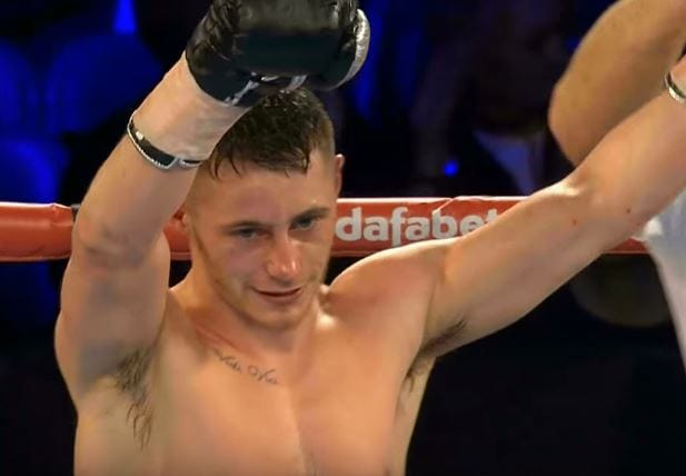 Ryan Burnett Confirmed For WBSS