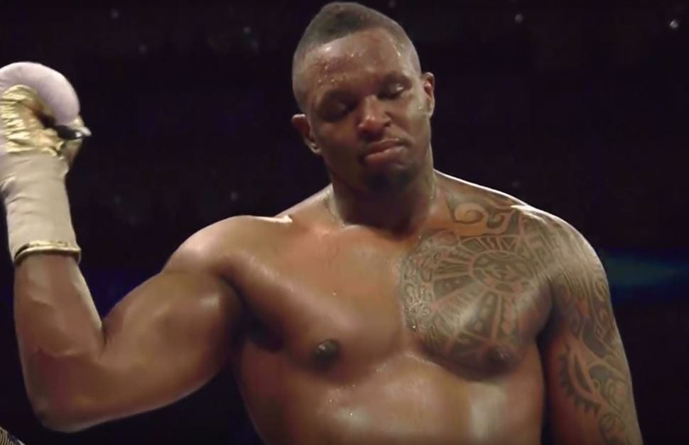 Fans Respond To Who They Want To See Dillian Whyte Fight Next With 4 Fighters