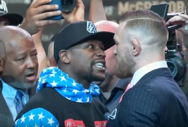 Mayweather vs McGregor Pay Per View