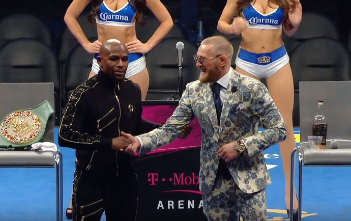 Mayweather Speaks About