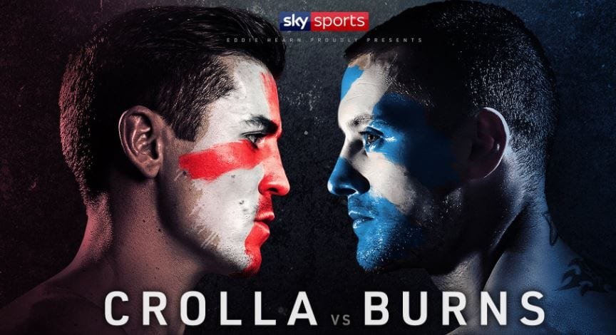 ricky burns vs anthony crolla